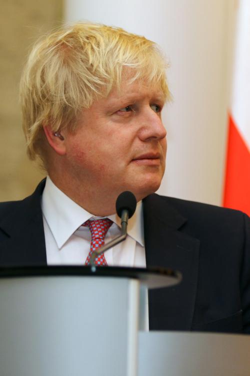 New UK Prime Minister Boris Johnson